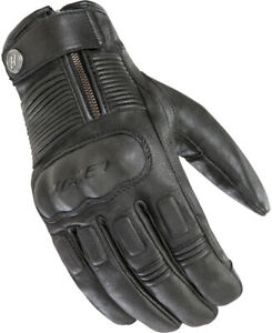 Joe Rocket Briton Leather Gloves Motorcycle Street Bike