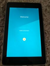 Nexus 7 LOT OF 2  (1st and 2nd gen, WiFi only), Rooted, Upgraded Android version