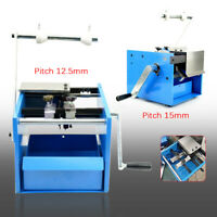 Manual Radial Tape Capacitor Cutter Cutting Machine for Taped Radial Resistor