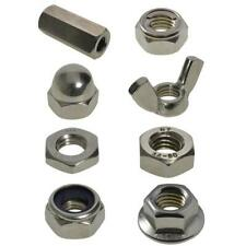 M10 (10mm) x 1.50 pitch NUTS Metric Coarse Stainless A4-70 G316