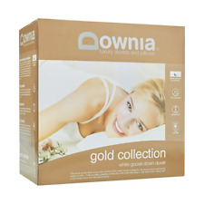 Gold Collection White Goose Down Quilt by Downia