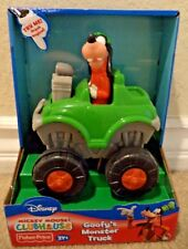MICKEY MOUSE CLUBHOUSE GOOFY'S MONSTER TRUCK *NEW*