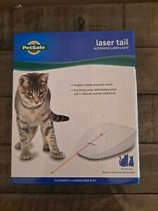 PetSafe Laser Chase Automatic Laser Light Toy for Cats. NEW OPEN BOX