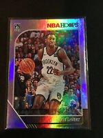 2019-20 Panini Hoops Silver Holo 21/25 Caris LeVert #15 Brooklyn Nets SP Rare!