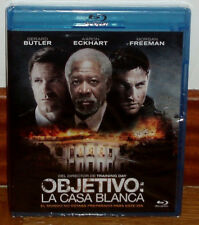 OBJECTIVE HOUSE BLANCA OLYMPUS HAS FALLEN BLU-RAY NEW SEALED (UNOPENED)