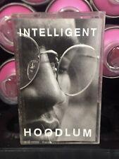 Intelligent Hoodlum Cassette Tape Vintage 90s 1990 Rap Hip Hop Marley Marl OG