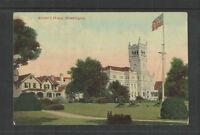 1910s SOLDIERS HOME WASHINGTON (DC) POSTCARD Card # 4018
