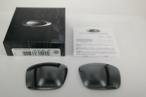 NEW Oakley MAINLINK OO9264 PRIZM BLACK POLARIZED Replacement Lens Authentic