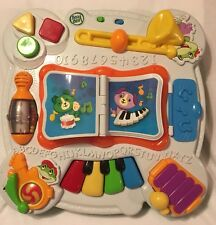 2014 LeapFrog Learn and Groove Musical Table Activity Center Developmental Toy