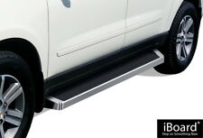 iBoard Running Boards Style Fit 07-17 Chevrolet Traverse
