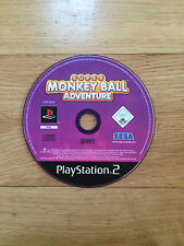 Super Monkey Ball Adventure for PS2 *Disc Only*