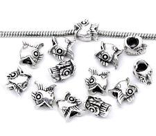 10 Nice Fish Stopper Screw Bead Fit Bracelet