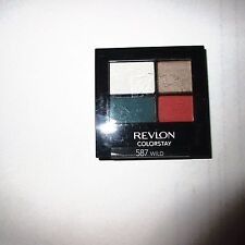 NEW REVLON COLORSTAY  16 HOUR EYE SHADOW   587 WILD     SEALED