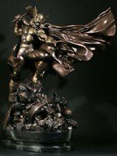 Bowen Designs Thor Action Faux Bronze Marvel Comics Statue New from  2012