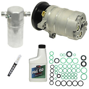New A/C Compressor and Component Kit 1051047 -  DeVille Fleetwood