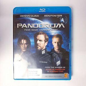 Pandorum Movie Bluray Free Postage Blu-ray - Action Scifi