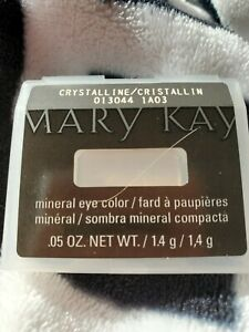Mary Kay Mineral Eye Color/Eyeshadow Crystallline New - Fast Free Shipping