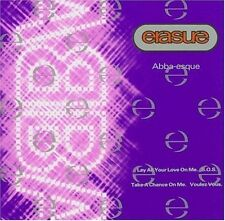 Erasure - Abba-esque 4 Track CD Single, Aus Seller, Free Postage.
