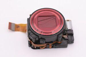 Nikon Coolpix S9300 Zoom Lens Unit Assembly Replacement Repair Part - Red
