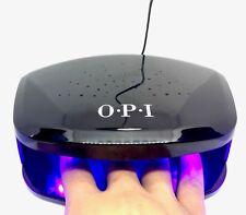 OPI GS900 LED Light Gel Lamp + AC Adaptor  New  Without Box - Hand Sensored