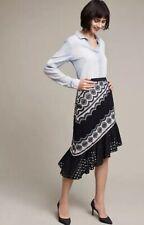 NEW Eva Franco Flamenco Asymmetrical Skirt Size 8