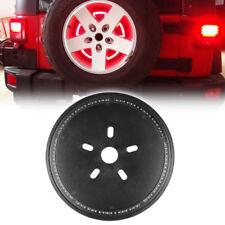 Rear G2 LED Brake Light Spare Wheel Tire For 07-17 JK Jeep Wrangler Brake Light