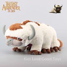 Avatar The Last Airbender Resource Appa Plush Toy Stuffed Animal Doll 20'' Teddy