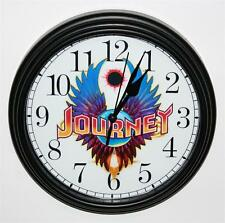"""JOURNEY CLOCK-NEW-8/12"""" IN DIAMETER-BATTERY OPERATED-DISCOUNT PRICING"""