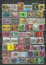 G105-LOTE BUENOS STAMPS HELVETIA SWITZERLAND WITHOUT TAX, WITH 1 OR 2 STAMPS