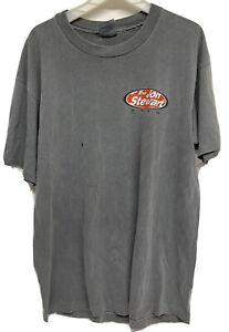 Vtg 90s MTV Jon Stewart Daily Show T shirt XL