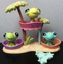 LPS Littlest Pet Shop Turtle Triplets Petriplets #1885 #1886 #1887