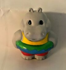 Hallmark Merry Miniature Hippo in inner tube