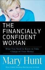 The Financially Confident Woman CASH INVESTING SAVING GIVING AND MORE BOOK PB