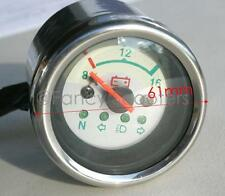Battery, Headlight and Turn Signal Meter with 7 Wires , Chinese Part