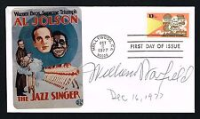 William Warfield (d. 2002) signed autograph First Day Cover Concert Bass-Bariton