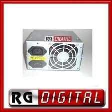 ALIMENTATORE 450W 450 W 20/24 PIN ATX 2 MOLEX 1 SATA PCI VENTOLA 8 CM LINQ P450W