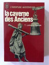 J'AI LU AVENTURE MYSTERIEUSE N° A 226 LA CAVERNE DES ANCIENS 1977 RAMPA