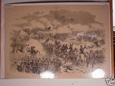 Print,Civil War,Battle of Pittsburg Landing,1862