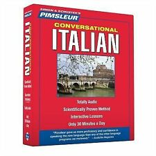 Italian, Conversational : Learn to Speak and Understand Italian with Pimsleur...
