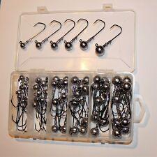 VMC Jigköpfe 2//0-10 gr Wire Keeper 5150 Barbarian RD Rundkopf Jighaken Kopyto