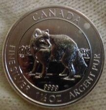 Canadian 2014 Artic Fox 1.5oz .9999 Silver Coin