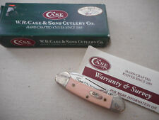 Case XX 2006 Tiny Collection Salmon Butterbean Pocketknife  USA  7829  62132SS