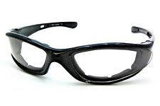 UV 9902 Motorcycle Glasses with Transitional Photochromic Clear to Grey Lens