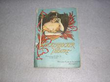 1916 Knickerbocker Theatre Broadway Play New York MUSIC MASTER Program Playbill
