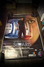 SOLARIS 4x6 ft Bus Shelter D/S Movie Poster Original 2002
