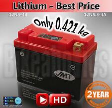 LITHIUM - Best Price - Motorcycle Battery YB5-FP JMT 12N5-4B 12N5.5-4A