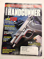 American Handgunner Magazine .45 CQB Revolvers January/February 2001 022217R