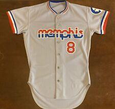 Rare Vintage 1991 Rawlings MiLB Memphis Chicks Darren Watkins Baseball Jersey