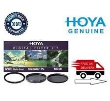 Hoya 67mm Digital Filter Kit (UV, ND8, Circular Polarizer ) UK