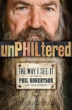 unPHILtered: The Way I See It  Hardcover